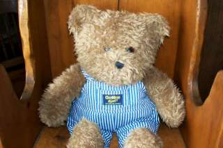 14 Plush OSHKOSH BGOSH BEAR   2007 Kids Gifts