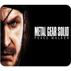 Metal Gear Solid Peace Walker Mouse Pad