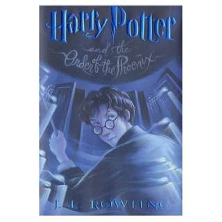 Harry Potter and the Order of the Phoenix (Book 5