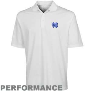 NCAA Antigua North Carolina Tar Heels (UNC) White Phoenix Performance