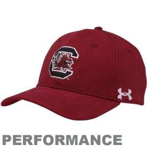 Under Armour South Carolina Gamecocks Garnet In Training