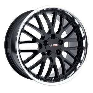 18x10.5 Cray Manta (Gloss Black w/ Mirror Lip) Wheels/Rims