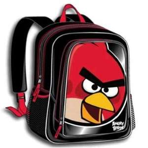 Angry Birds School Backpack with (5 Angry Birds) 17