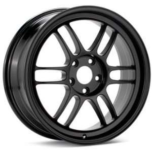 Enkei RPF1 Black (17x7 +45 5x114.3)    Set of 4 Wheels Automotive