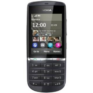 Nokia Asha 300 Unlocked GSM Symbian Qwerty touch screen