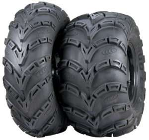 ITP MUD LITE LIGHT ATV TIRES 25x8x12 25 8 12 PAIR (2)