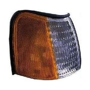 89 91 FORD TAURUS CORNER LIGHT RH (PASSENGER SIDE), Next To Head Lamp