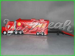Disney Moive Cars The Big Size MACK TRUCK 22CM LOOSE Lightning