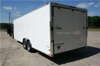 Duty Commercial Enclosed Cargo Trailer Car Hauler 10,400lb