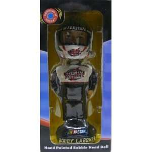 NASCAR   Bobble Dobbles   Bobby Labonte   Hand painted Bobble Head