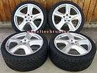 20 PORSCHE CAYENNE SPORT TECHNO WHEELS AND TIRES   NEW