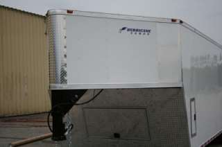 ENCLOSED CARGO TRAILER AUTO CAR HAULER RACE TRAILER 5200 102x32
