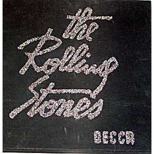 Rolling Stones French Decca Glitter Box Album Box Set