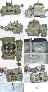 Holley Carburetor List 6231 4bbl 1972 Dodge Truck Mopar
