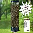 DROLL YANKEES YANKEE WHIPPER SQUIRREL PROOF BIRDFEEDER PLUS FREE
