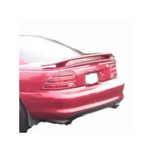 Ford Mustang Saleen Style Rear Bumper Automotive