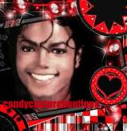 20 WATER SLIDE NAIL ART DECALS MICHAEL JACKSON SMILING