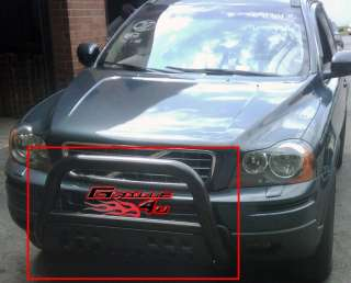 03 07 Volvo XC90 Black Bull Bar