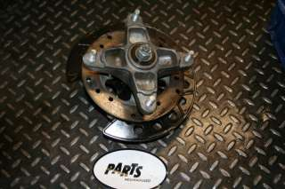 Polaris Predator 500 Front left Wheel Spindle hub OEM