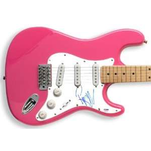 Pink Floyd Autographed Roger Waters Signed Guitar PSA/DNA