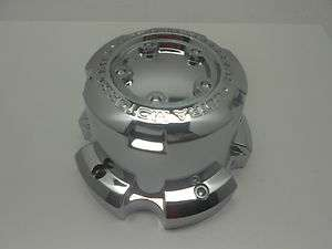 Ultra MotorSports Custom Wheel Center Cap Chrome Finish 89 9857