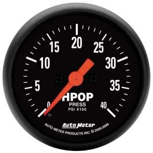 Meter 2696 Z Series 2 1/16 Full Sweep Electric Diesel HPOP Pressure