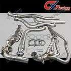CXRacing 79 93 Mustang turbo header manifold donwpipe kit 5.0 T70 T4