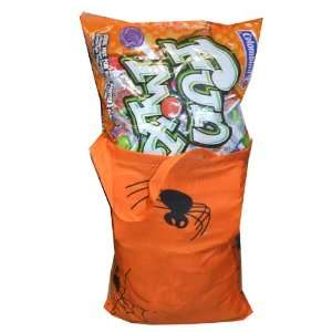 Happy Halloween Trick or Treat Fun Mix Candy Goodie Bag Gift Bag Hard