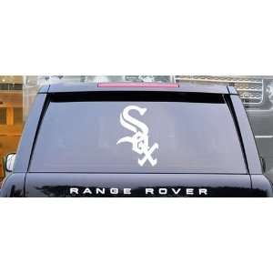 Chicago White Sox MLB Vinyl Decal Sticker / 16 x 23.2