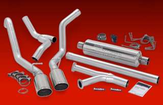 BANKS DUAL EXHAUST 2007 08 TOYOTA TUNDRA CREW MAX/SHORT