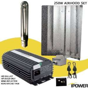 Super HPS Grow Light System. Best Digital 250W Hydroponics Grow Light