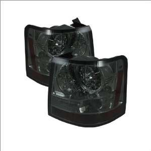 Spyder LED Euro / Altezza Tail Lights 06 09 Land Rover Range Rover