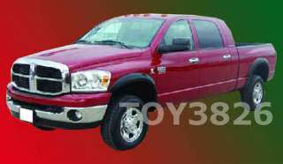 Fender Flares Dodge Ram 1500 2500 02 06 Factory Style