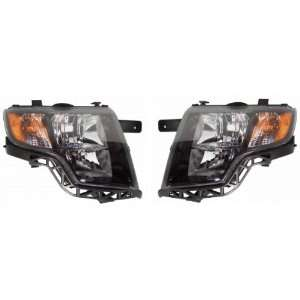 OE Replacement Ford Edge Driver Side Headlight Assembly