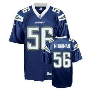 Shawn Merriman San Diego Chargers New Logo 2007 NFL Powder Blue Adult
