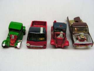 Vintage 16 Model Cars / Junk Yard Lot / Muscle Cars / Classic Trucks