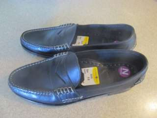 Allen Edmonds Copell Loafers Black Size 9 B NEW