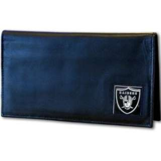 OAKLAND RAIDERS NFL FOOTBALL SPORTS EMBOSSE OR DELUXE LOGO CHECKBOOK