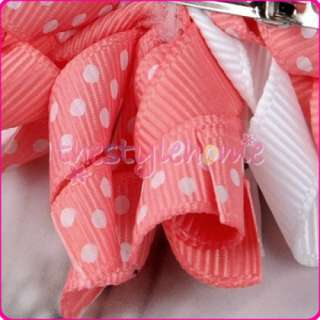 Boutique Girl Baby Infant Costume 2.75 Corker Hair Bow