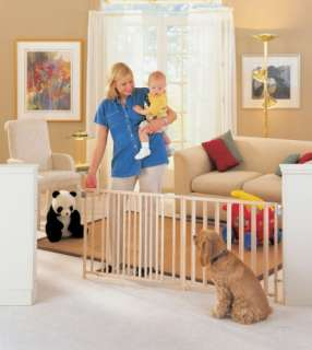 North States Supergate Extra Wide Swing Gate NEW