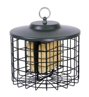 Select 38069 Squirrel Proof Double Suet Feeder (617313380691)