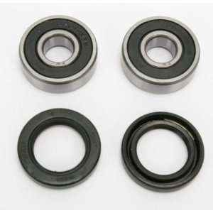 07 HONDA CR85 PIVOT WORKS FRONT WHEEL BEARING KIT (STAINLESS STEEL