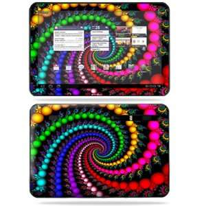 Protective Vinyl Skin Decal Cover for Motorola Xoom Tablet