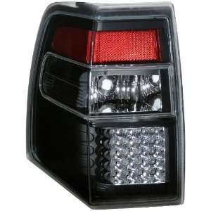Expedition Black LED Tail Light Assembly   (Sold in Pairs) Automotive