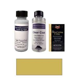 Oz. Danburite Gold Metallic Paint Bottle Kit for 2012 Mercedes Benz