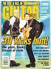 GUITAR WORLD MAGAZINE 311 NICK HEXUM TIM MAHONEY NINE INCH NAILS STYX