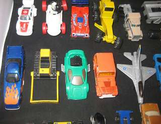 Hobby Dinky Toy Car Plane Truck Various LOT 40 Pc Tonka Hot Wheel