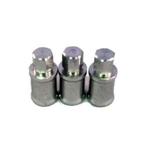 Road Rat Motors Racing Go Kart Wheel Hub Lug Nut Set (3pcs