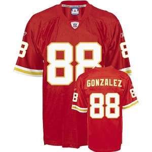 Kansas City Chiefs NFL Replica Player Jersey By Reebok (Team Color