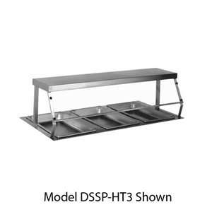 Eagle Group DSSP HT5 Deluxe Stainless Steel Serving Shelf for Eagle